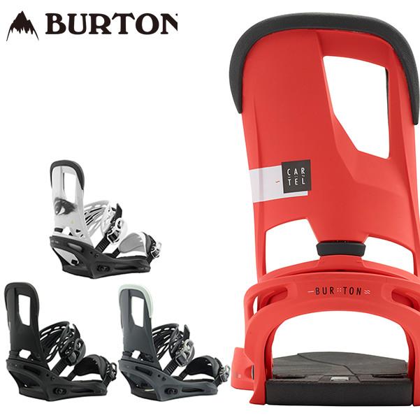 クーポン対象商品 予約販売 10月中旬入荷予定 送料無料 スノーボード バインディング ビンディング BURTON バートン Cartel ReFlex カーテル リフレックス 18-19モデル メンズ FF J2