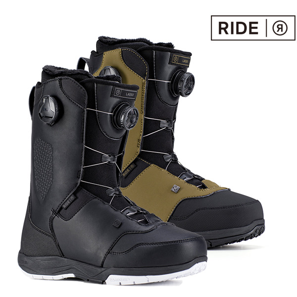 送料無料 スノーボード ブーツ RIDE ライド LASSO ラッソ 18-19モデル メンズ FF J9