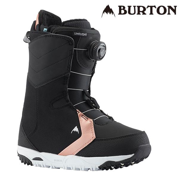 予約販売 11月中旬入荷予定 送料無料 スノーボード ブーツ BURTON バートン LIMELIGHT BOA ライムライト ボア 18-19モデル レディース FF J5