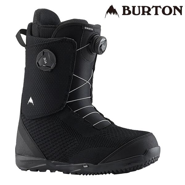 送料無料 スノーボード ブーツ BURTON バートン SWATH BOA スウォース ボア 18-19モデル メンズ FF J5