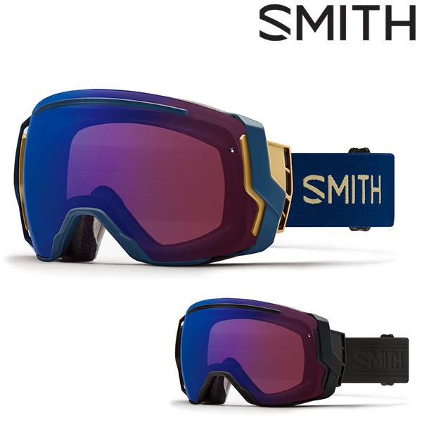送料無料 スノーボード ゴーグル SMITH スミス I/O 7 アイオーセブン 18-19モデル 調光レンズ FX J12