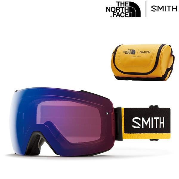 送料無料 スノーボード ゴーグル SMITH スミス I/O MAG AC Austin Smith x The North Face アイオー マグ ノースフェイス 18-19モデル 調光レンズ FF J15