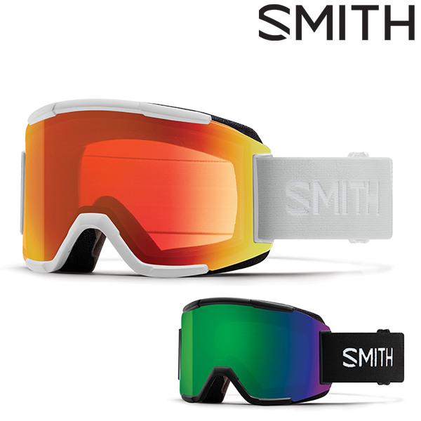 送料無料 スノーボード ゴーグル SMITH スミス Squad スカッド 18-19モデル FX J15