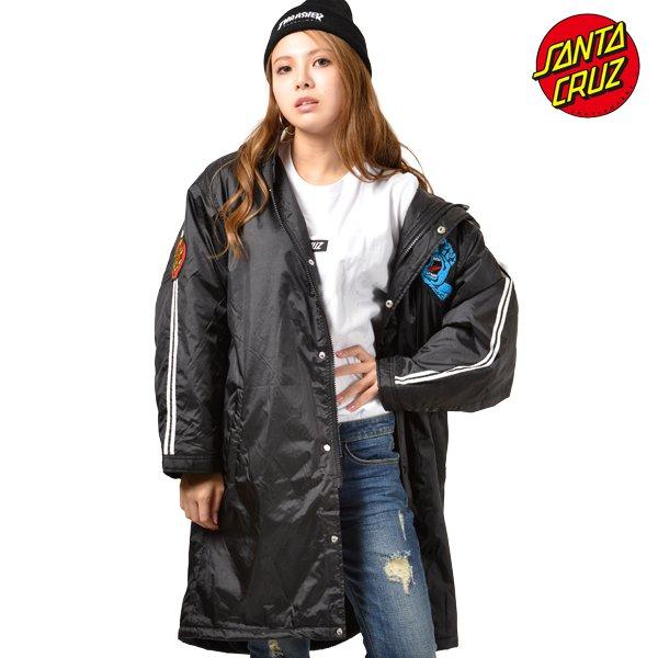 送料無料 レディース ジャケット SANTA CRUZ サンタクルーズ 50283120 SCREAMING HAND ムラサキスポーツ限定 FF3 J13