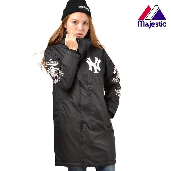 送料無料 レディース ジャケット Majestic マジェスティック LL23-NY-8F05 FX3 J13
