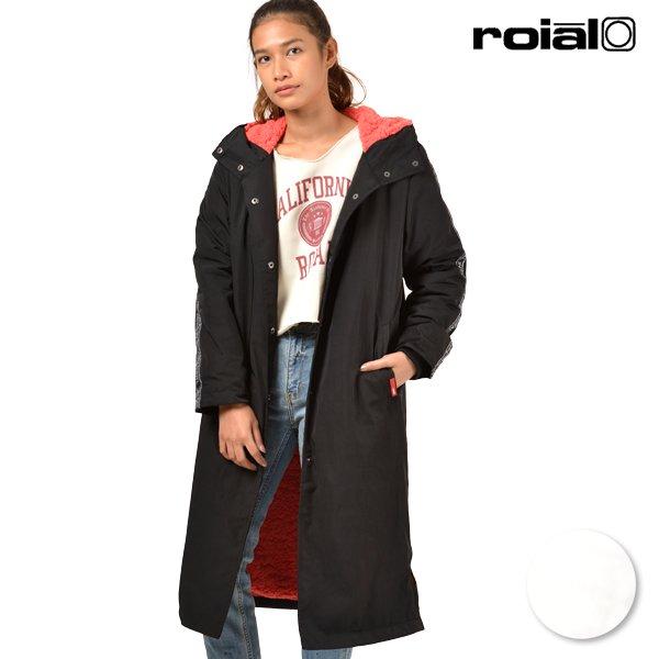 送料無料 レディース ジャケット roial ロイアル R803GLTD06 ムラサキスポーツ限定 FF3 J13