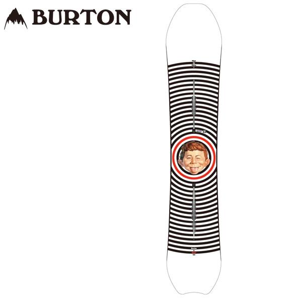 スノーボード 板 BURTON バートン ALFRED E.NEUMAN DEEP THINKER アルフレッド・E・ニューマン ディープシンカー レイトモデル 17-18モデル メンズ EE K9 MM