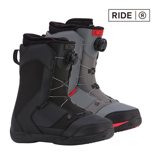 送料無料 スノーボード ブーツ RIDE ライド ROOK ルック 17-18モデル メンズ F1 L18