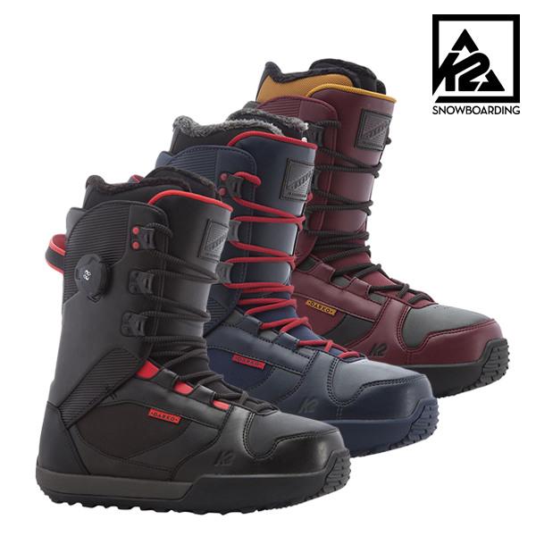 送料無料 スノーボード ブーツ K2 ケーツー DARKO ビックサイズ 16 17モデル メンズ F1 J24|ムラサキスポーツ楽天市場店