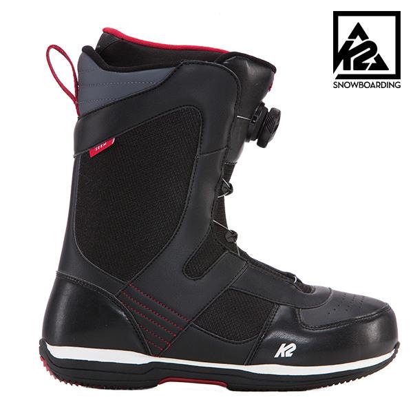送料無料 スノーボード ブーツ K2 ケーツー SEEM ビックサイズ 17-18モデル メンズ F1 J24 MM