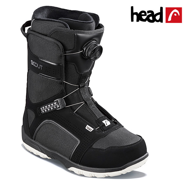 クーポン対象商品 送料無料 予約販売 10月中旬入荷予定 スノーボード ブーツ HEAD ヘッド SCOUT PRO BOA スカウト プロ ボア 18-19モデル メンズ FF J18