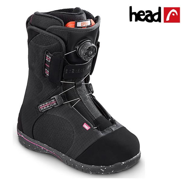 送料無料 スノーボード ブーツ HEAD ヘッド THREE BOA WMN スリー ボア ウイメンズ 18-19モデル レディース FF J18