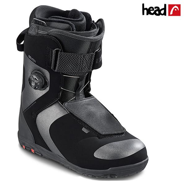 送料無料 スノーボード ブーツ HEAD ヘッド SEVEN BOA セブン ボア 18-19モデル メンズ FF K10