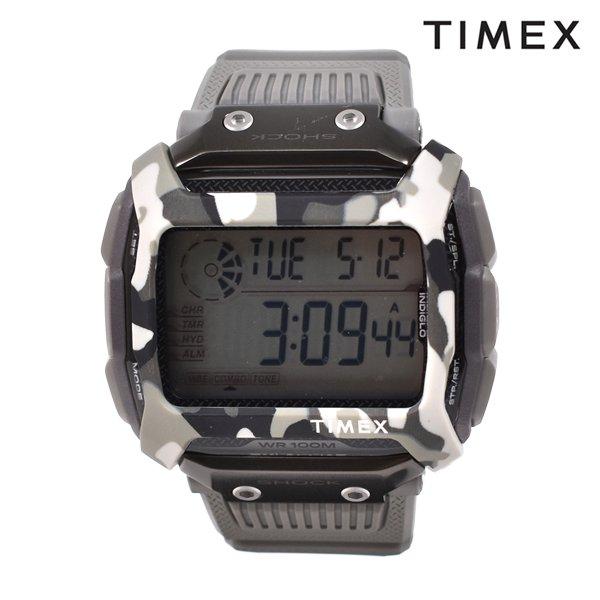 送料無料 時計 TIMEX タイメックス TW5M18300 Command コマンドショック FF K6