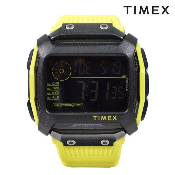 TIMEX タイメックス Command コマンドショック 時計 TW5M18500 FF K6