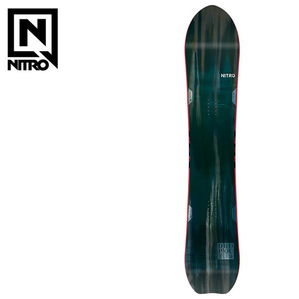 スノーボード 板 NITRO ナイトロ DROPOUT ドロップアウト 18-19モデル メンズ FF K16