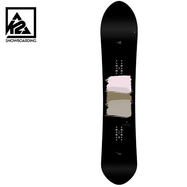 スノーボード 板 K2 ケーツー WILDHEART ワイルドハート 18-19モデル レディース FF K16
