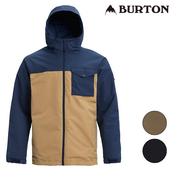 BURTON バートン スノーボードウェア メンズ スノーボード ウェア インナー ジャケット MB PORTAL JKT 18-19モデル FF L3