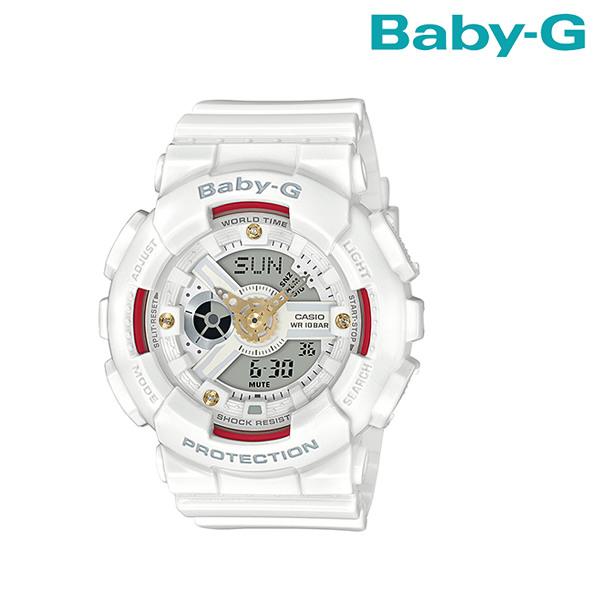 BABY-G ベビージー 時計 BA-110DDR-7AJ FF L8