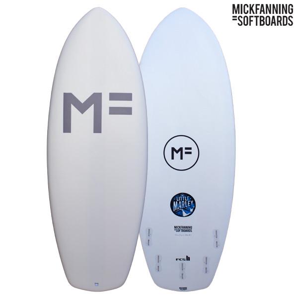 サーフボード ショート MICKFANNING SOFTBOARDS ミックファニングソフトボード LITTLE MARLEY リトルマーレー LMW GG L18