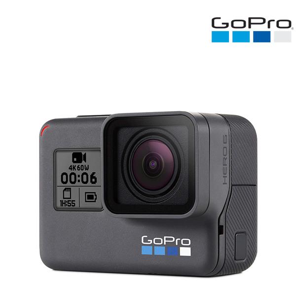 送料無料 アクションカメラ GoPro ゴープロ HERO6 BLACK ブラック CHDHX-601-FW QuikStories (日本国内正規保証品) FF A18