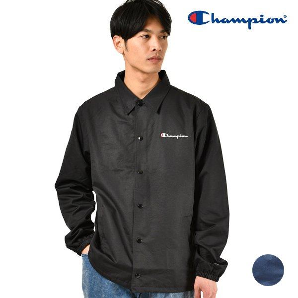 送料無料 メンズ ジャケット Champion チャンピオン C3-K604 コーチジャケット GX B13