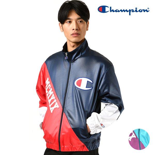 送料無料 メンズ ジャケット Champion チャンピオン C3-P602 フルジップジャケット GX1 B13