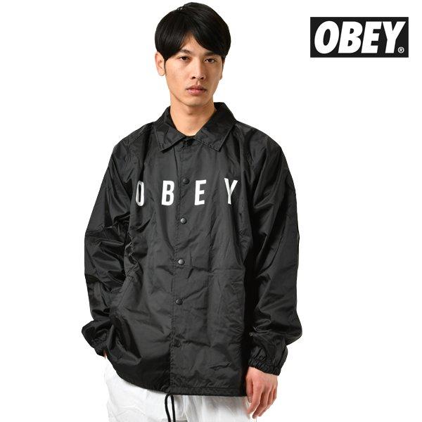 送料無料 メンズ ジャケット OBEY オベイ 12500163818H ANYWAY GG1 B15