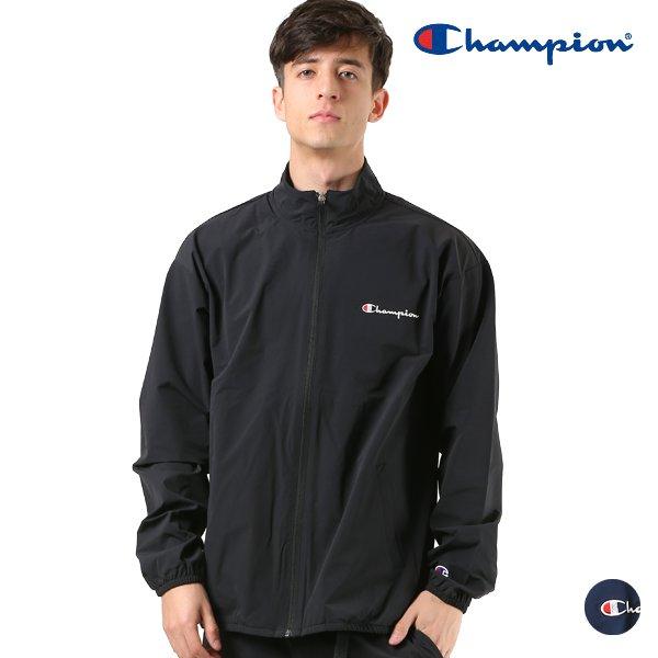 送料無料 メンズ ジャケット Champion チャンピオン C3-PSC13 フルジップ トップス GG1 B27