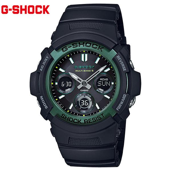 送料無料 時計 腕時計 G-SHOCK ジーショック AWG-M100SF-1A3JR SPECIAL リストウォッチ カジュアル スポーツ 防水 ショックレジスト GG C1