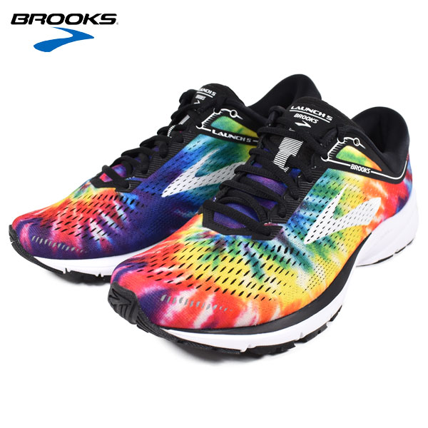 BROOKS ブルックス Launch 5 レディース シューズ 1202661B964 ムラサキスポーツ限定 スニーカー ランニング GG1 C18