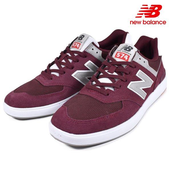 new balance ニューバランス AM574MRR メンズ シューズ スニーカー スケートシューズ GG1 C18