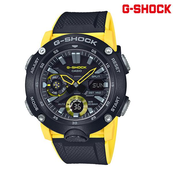 時計 G-SHOCK ジーショック GA-2000-1A9JF GG C28