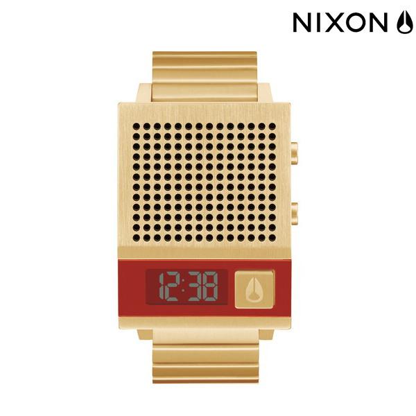NIXON ニクソン THE DORK TOO ドーク トゥー 時計 NA1266502-00 GG C19