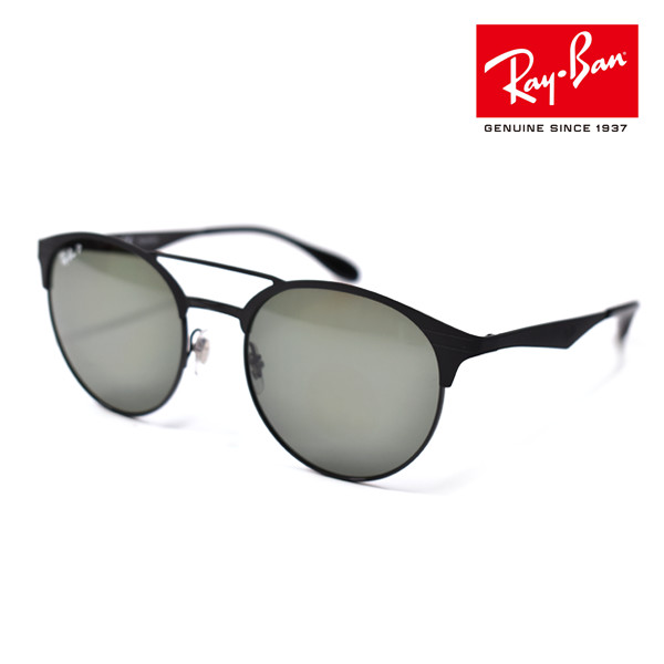Ray-Ban レイバン JUSTIN サングラス RB3545-1869A FF D27