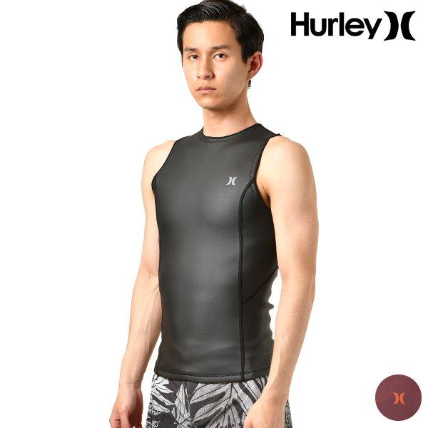 送料無料 SALE セール メンズ ウェットスーツ ベストタッパー HURLEY ハーレー MZVSAD19 ADVANTAGE PLUS 2mm VEST 19モデル 【返品不可】GG E4