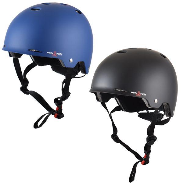 スケートボード ヘルメット triple eight トリプル エイト T818G GOTHAM HELMETS GG E24