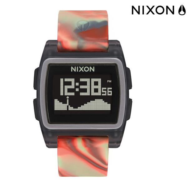 NIXON ニクソン BASE TIDE ベース タイド 時計 NA11043178-00 GG E22