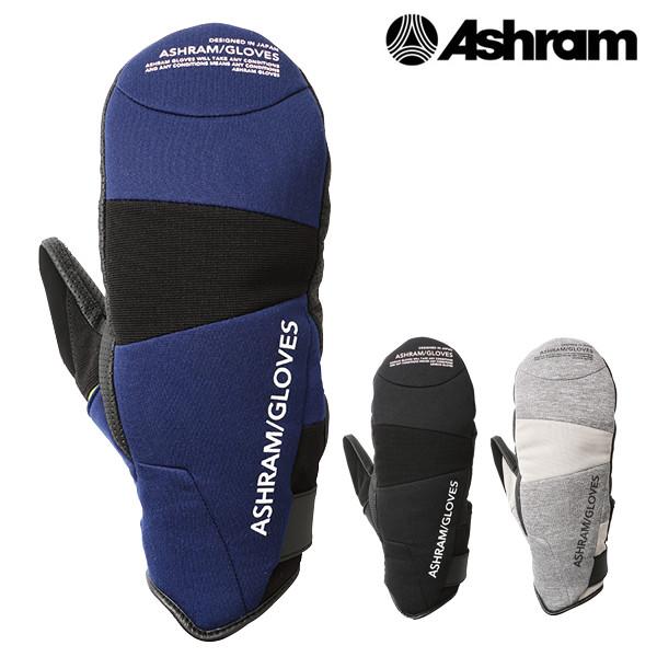 送料無料 スノーボード グローブ ASHRAM アシュラム REDBONE レッドボーン 18-19モデル メンズ FF F24