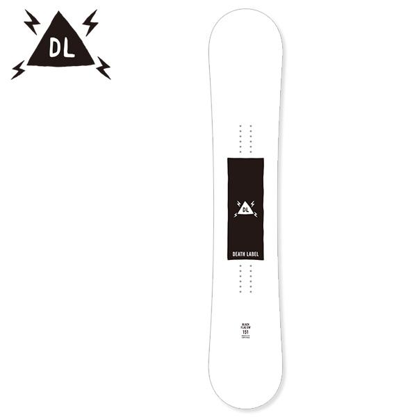 スノーボード 板 DEATH LABEL デスレーベル BLACK FLAG DW ブラック フラッグ 19-20モデル メンズ レディース GG G9