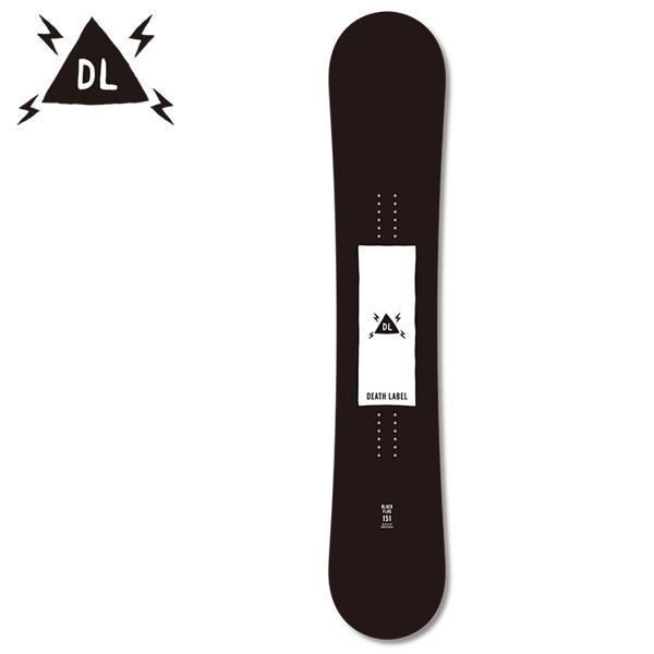 スノーボード 板 DEATH LABEL デスレーベル BLACK FLAG ブラック フラッグ 19-20モデル メンズ レディース GG G9