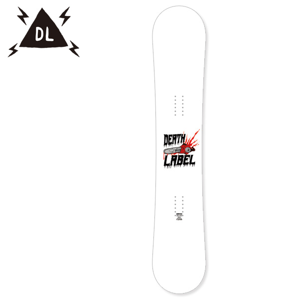 予約販売 11月中旬入荷予定 スノーボード 板 DEATH LABEL デスレーベル BONELESS ボンレス 19-20モデル GG G9