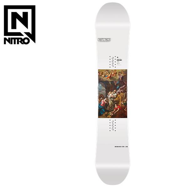 予約販売 11月中旬入荷予定 スノーボード 板 NITRO ナイトロ DEMAND CAM-OUT デマンド カムアウト JAPAN LIMITED 日本限定モデル 19-20モデル メンズ レディース GG G13