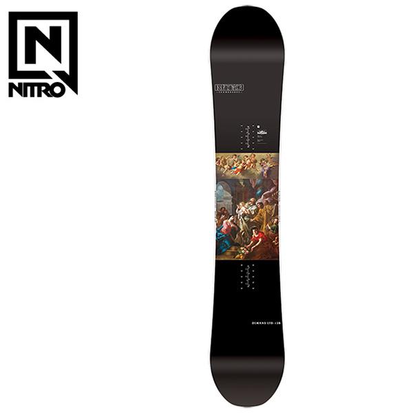 予約販売 11月中旬入荷予定 スノーボード 板 NITRO ナイトロ DEMAND GULLWING デマンド ガルウィング JAPAN LIMITED 日本限定モデル 19-20モデル メンズ レディース GG G13