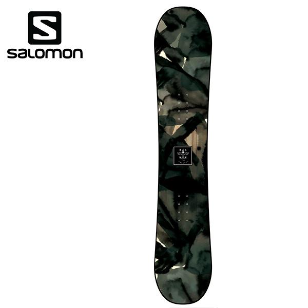 予約販売 11月中旬入荷予定 スノーボード 板 SALOMON サロモン SUBJECT MEN サブジェクト メンズ 19-20モデル GG G4