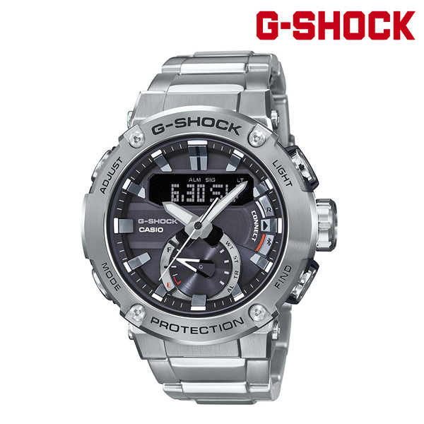 送料無料 時計 G-SHOCK ジーショック GST-B200D-1AJF GG G13