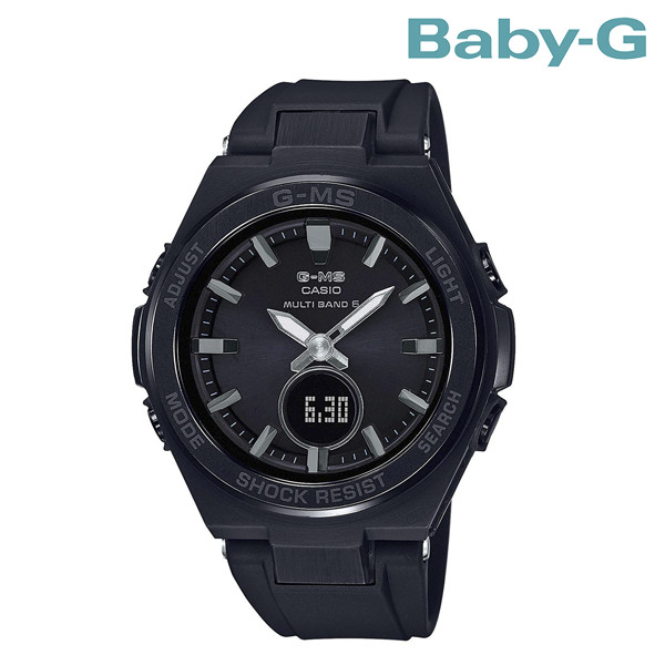 送料無料 時計 BABY-G ベビージー MSG-W200G-1A2JF GG G13