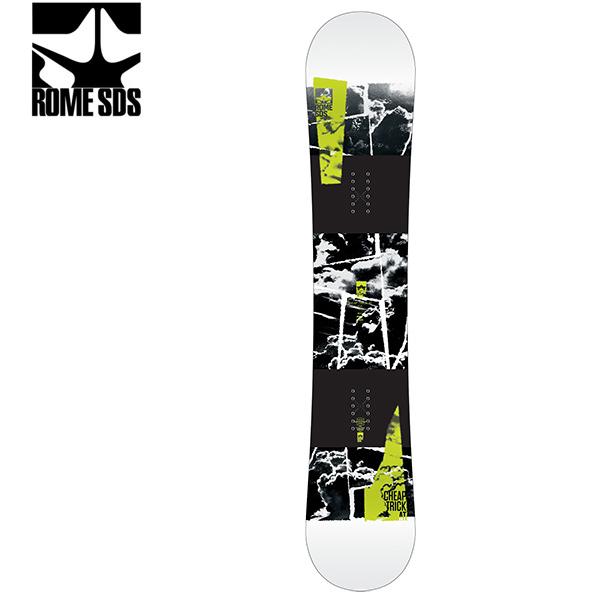 予約販売 11月中旬入荷予定 スノーボード 板 ROME SDS ローム CHEAP TRICK AT チープトリック 19-20モデル メンズ GG G16