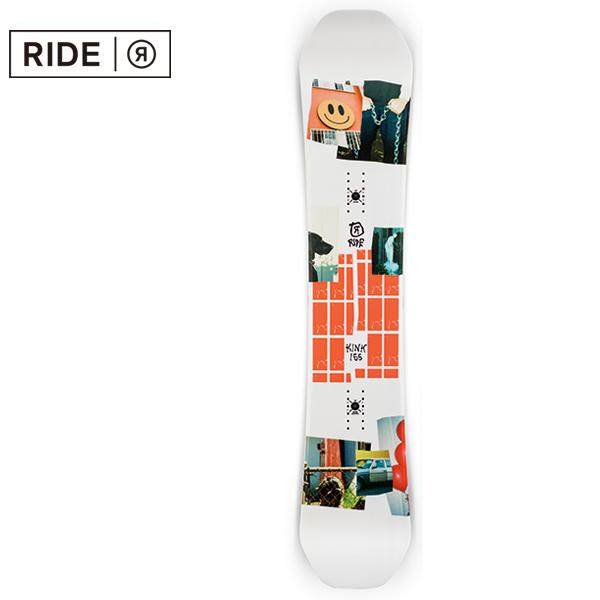 スノーボード 板 RIDE ライド KINK キンク 19-20モデル メンズ GG G20