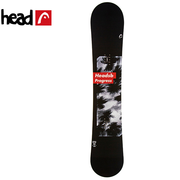 予約販売 11月中旬入荷予定 スノーボード 板 HEAD ヘッド PROGRESS 19-20モデル メンズ レディース GG G19